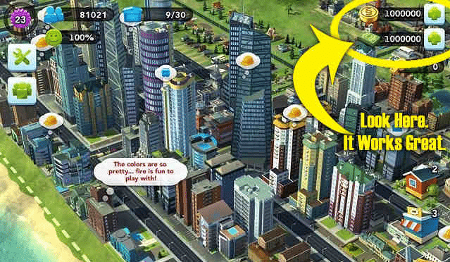 SimCity Buildit SimCash hacken