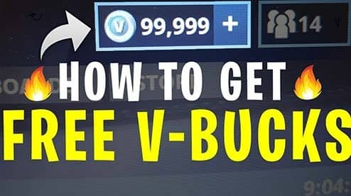fortnite v-bucks free